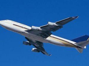 Dünyanın en uzun uçuşu sona erdirildi