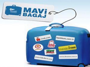 Mavi Bagaj'dan yolcuya 8 milyonluk fayda