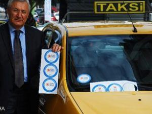 İzmirli taksicilerden Expo'ya tam destek