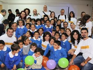 DHL'den köy okullarının gelişimine katkı