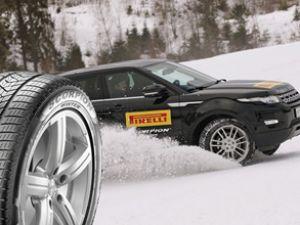 Karlı ve buzlu zeminde etkin tutuş sağlıyor