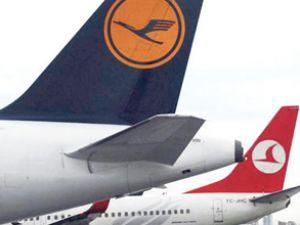 Lufthansa, THY'yi 3'lü kıskaca alacak