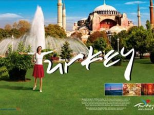 Türkiye turizmde en çok aranan 8. ülke