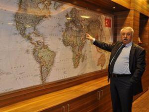 Gaziantep ihracatta bölgede rekor kırdı