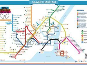 Engelliler için İstanbul haritası oluşturuldu