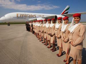 Emirates en uzun A380 uçuşlarına başladı