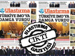Ulaştırma Gazetesi'nin yeni sayısı çıktı