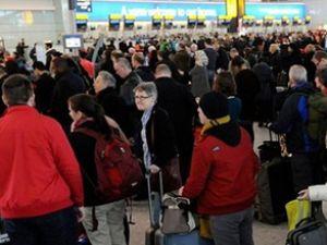 Türkiye'den Avrupa'ya uçuşlar durdu