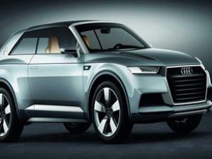 Audi'nin yeni Q1'i 2016'da üretime giriyor
