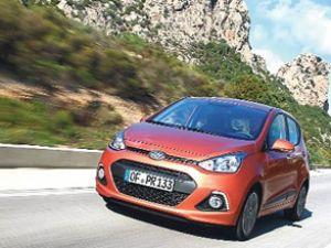 Hyundai, İzmitli i10'la gaza basacak