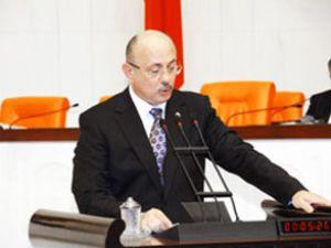 Torlak, UDHB Bütçesi hakkında konuştu