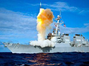 ABD füze gemileri Avrupa'ya konuşlanıyor