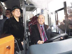 Temsa'dan İBB'ye 110 doğalgazlı otobüs