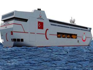 Hastane gemiler Türkiye'de yapılacak