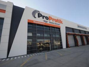 Brissa, ilk ProPratik mağazasını açtı
