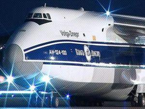 Rus kargo uçakları kimyasal silah taşıyor