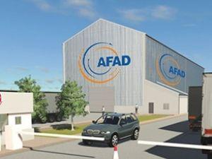 AFAD, Düzce'ye lojistik depo kuracak