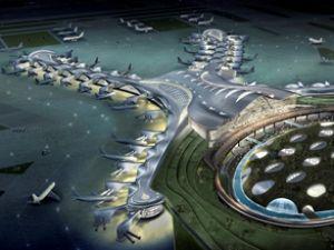 TAV, havalimanı inşaatında lider olacak