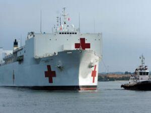 Mercy Ships'ten hastane gemisi siparişi