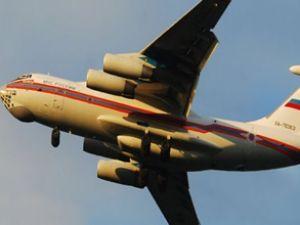 Rusya'dan Suriye'ye 10 uçaklık destek