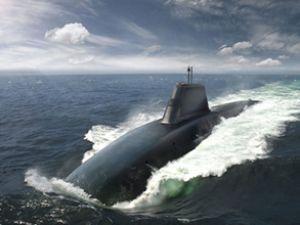Kraliyet Donanması için gelişmiş denizaltı