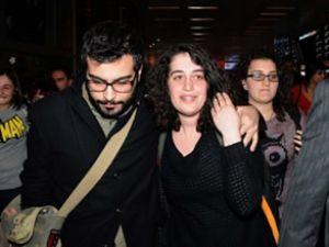 Greenpeace eylemcisi Gizem Türkiye'de