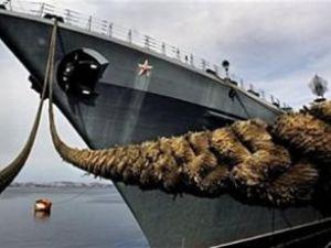 'Büyük Petro', Limasol Limanı'nda