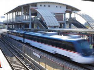 İZBAN'da yolcu sayısı % 20 oranında arttı