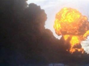 ABD'de iki tren çarpıştı, ölen olmadı