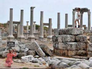 Antalya'nın müzeleri para basıyor