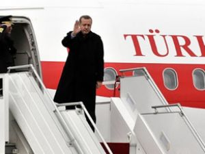 Erdoğan, 2013'te dünyada 6 tur attı