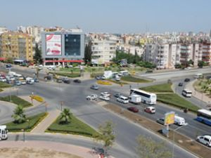 Antalya'da akıllı trafik sistemi