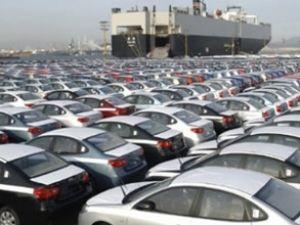 Otomotivden en fazla ihracat Almanya'ya