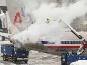ABD'de bin 700'den fazla uçuş iptal