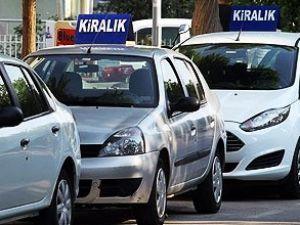 Araç kiralama sektörü yüzde 20 büyüdü