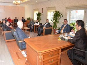 Kayseri'de turizmi geliştirme toplantısı