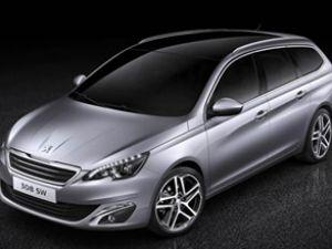 Peugeot yeni 308 SW, Cenevre yolcusu