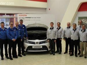 Toyota-BMW, Verso üretimine başladı