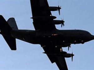 Afganistan'ın doğusunda uçak düştü