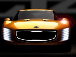 Kia GT4, Kuzey Amerika'da görücüye çıktı