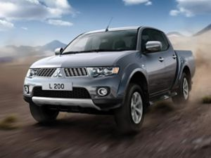 Mitsubishi L200, 2013'de pick-up lideri