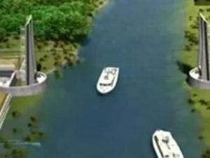 İspanyol şirket, köprüyü ters birleştirdi