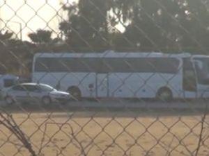 Adana'da 2 otobüse el konuldu