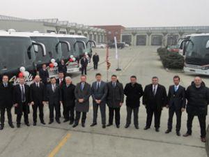 Anadolu Bilet'in tercihi Mercedes-Benz