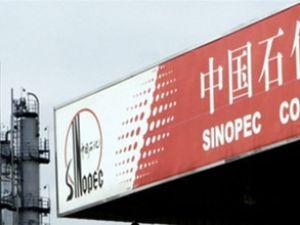Sinopec 124 milyon $'lık zararı karşılıyor