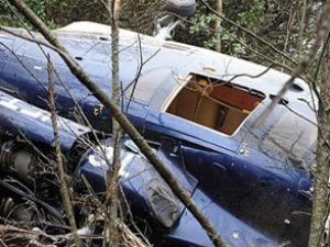 Kolombiya'da helikopter düştü: 5 ölü