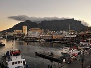 Cape Town, en gözde turizm beldesi