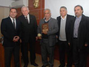 İran heyetinden DTO İzmir'e ziyaret