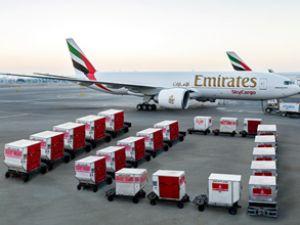 Emirates SkyCargo'dan büyümeye devam