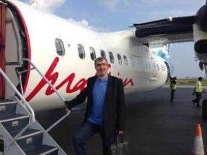Jet Fadıl Maldivler'de ada satın aldı